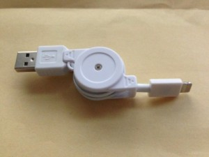 lightning - USB cable notpure